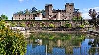 Castillo Palacio de los Condes de Oropesa en Jarandilla de la Vera, Cáceres.jpg