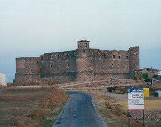 Castillo de Garcimuñoz - Castle of Garcimuñoz