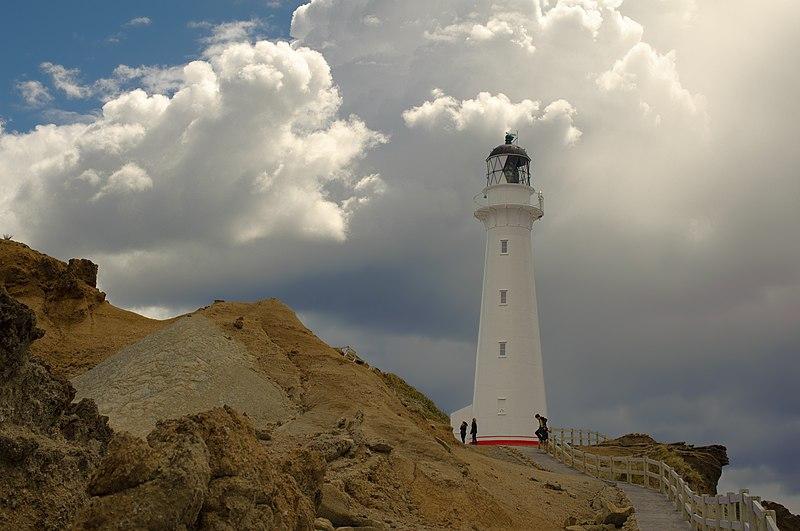 File:Castlepoint Lighthouse.jpg