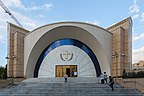 Катедраль-де-ла-Resurección-де-Кристо, Тирана, Албания, 2014-04-17, DD 13.JPG