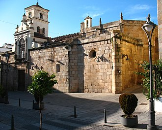 Roman Catholic Archdiocese of Mérida-Badajoz - Co-cathedral of Saint Mary Major of Mérida