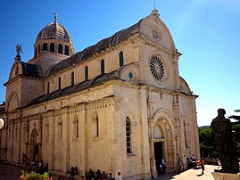Cathedral of St. Jakov in %C5%A0ibenik - -Works of Juraj Matejev Dalmatinac (George of Dalmatia) - panoramio