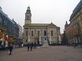 Metropolitanate of Zagreb and Ljubljana - Orthodox church in Zagreb
