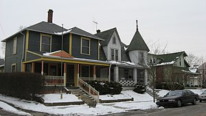 National Register of Historic Places listings in Hamilton County, Indiana