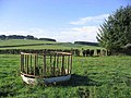 Cattle feeder - geograph.org.uk - 246145.jpg