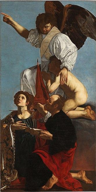 Cecco del Caravaggio - Image: Cecco Guardian