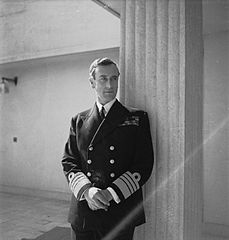 Cecil Beaton Photographs- Political and Military Personalities; Mountbatten, Louis (Earl) IB122.jpg