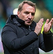 Photograph of Brendan Rodgers