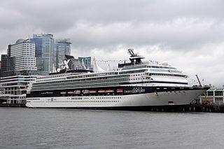 <i>Marella Explorer 2</i> Century-class cruise ship