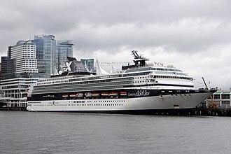 SkySea Golden Era - Image: Celebrity Century (ship, 1995)