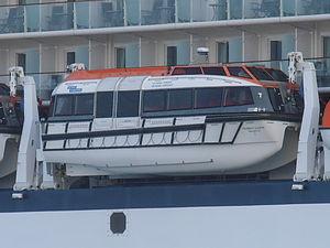 Celebrity Eclipse' Lifeboat Tallinn 2 July 2012.JPG