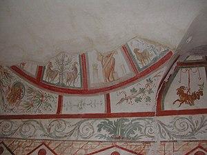 John and Paul - The original Roman house below the present-day Basilica of Santi Giovanni e Paolo
