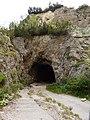 Centa San Nicolò-Valico della Fricca-old tunnel 2.jpg