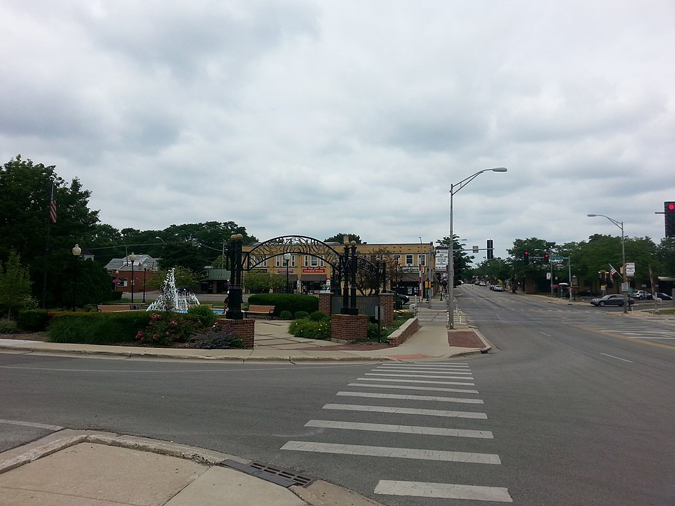 Central Westmont