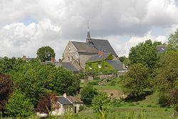 Cerelles (37), l'église 01.JPG