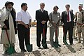 Ceremony to start road construction in southern Afghanistan.jpg