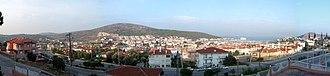 Çeşme - Image: Cesme Panorama