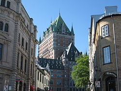 Image illustrative de l'article Vieux-Québec