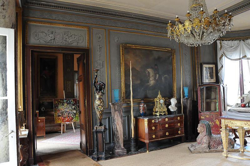 File:Château de la Petite Malmaison - intérieur 002.JPG