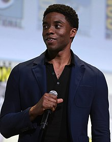 chadwick boseman fanfiction
