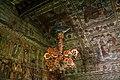 Chandelier of the wooden church of Rogoz, Maramures.jpg