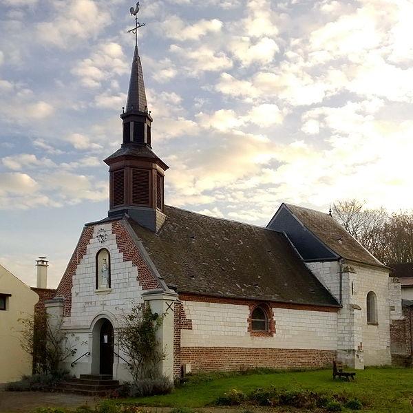 Chapelle Notre-Dame des Vertus de Nampty