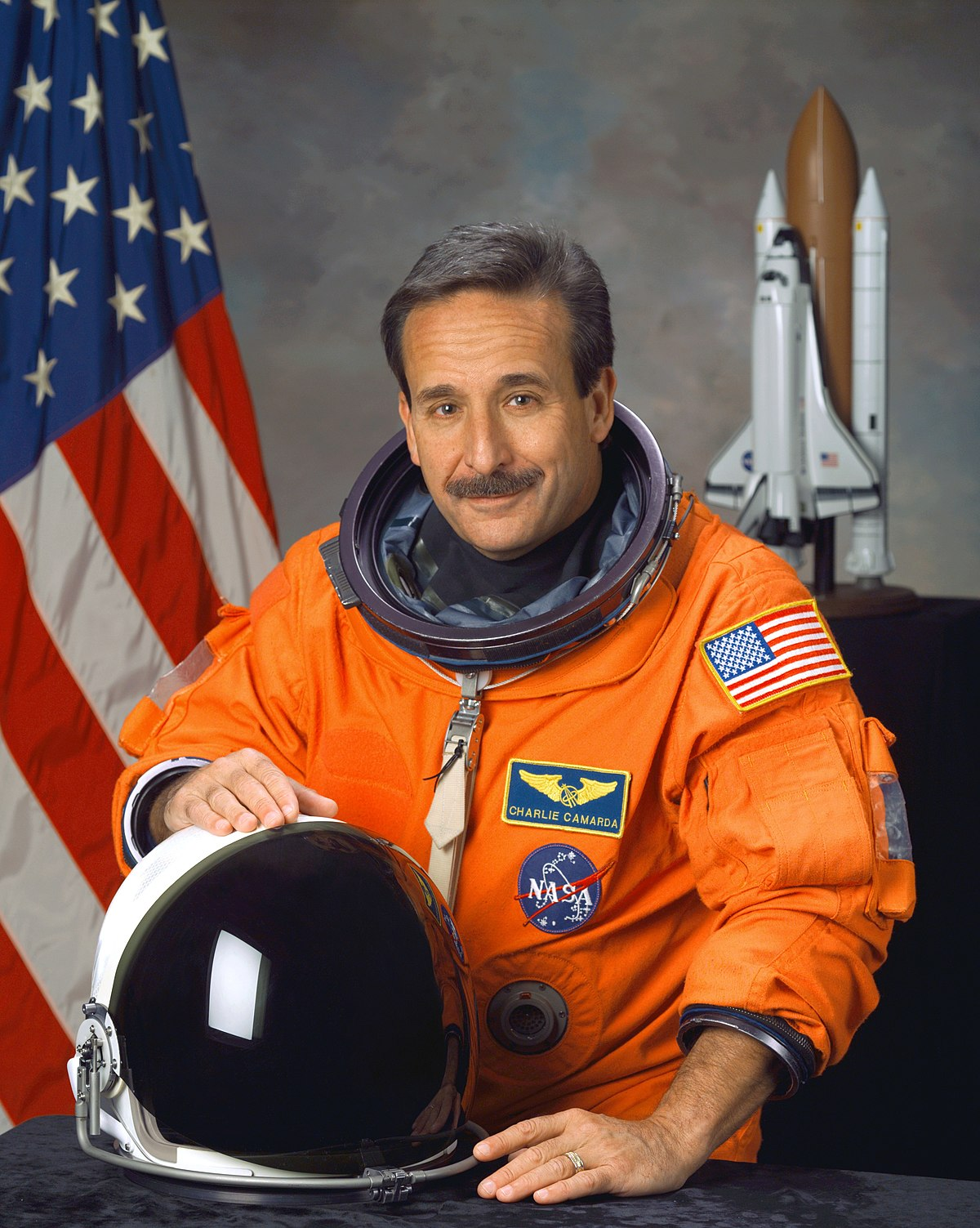 Charles Camarda - Wikipedia