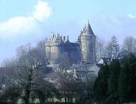 Image illustrative de l'article Château de Combourg