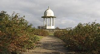 Chattri, Brighton - The Chattri from the southwest