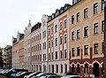 Chemnitz, Häuserzeile in der Henriettenstraße.JPG