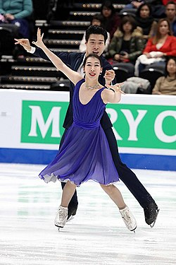 Chen Hong and Sun Zhuoming at the 2019 Four Continents Championships - RD.jpg