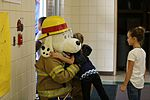 Cherry Point Firefighters visit students at W. J. Gurganus Elementary in Havelock 161020-M-CM692-076.jpg