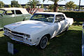 Chevrolet Malibu 1965 SS Convertible LSideFront Lake Mirror Cassic 16Oct2010 (14897143993).jpg