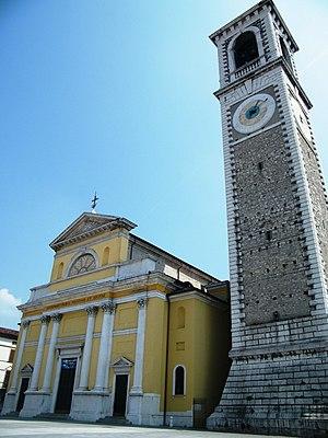 Chiari, Lombardy - Chiari Cathedral.