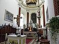 Chiesa di Santa Giustina, interno (Pernumia) 10.jpg