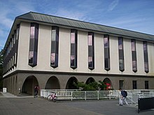 Chifley library at anu.JPG