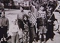 Children with flags May 1945 (10207903916).jpg