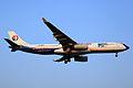 China Eastern Airlines Airbus 330-343X (Xinhua News Livery) B-6125 (8709956241).jpg