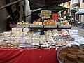 Chinatown streetside stand, Yangon.JPG