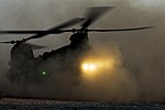 Chinook in North African Exercise MOD 45150881.jpg