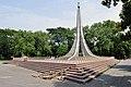 Chittagong University Central Martyrs Monument (09).jpg