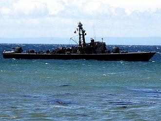 Israel Shipyards - Image: Chl LM31