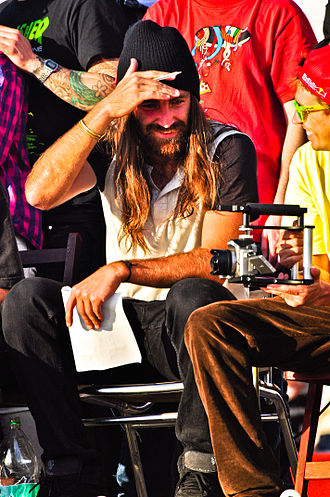 Chris Haslam (skateboarder) - Chris Haslam in 2011