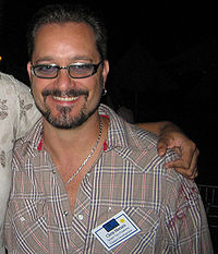 Chris Metzen na BlizzCon 2009.