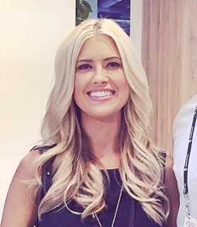 Christina El Moussa Real estate investor and TV personality