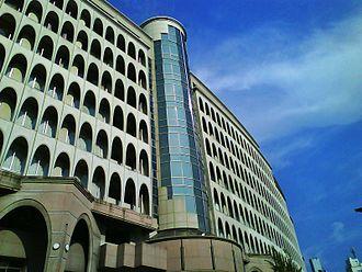 Chukyo University - Main building in Yagoto, Shōwa-ku, Nagoya