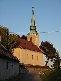 Church Bakonyszentkiraly.JPG