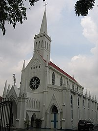 Our Lady of Lourdes Church, Singapore