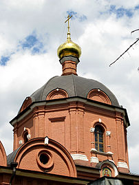 Church of Saint Demetrius of Thessaloniki in Vostochnoe 08.jpg