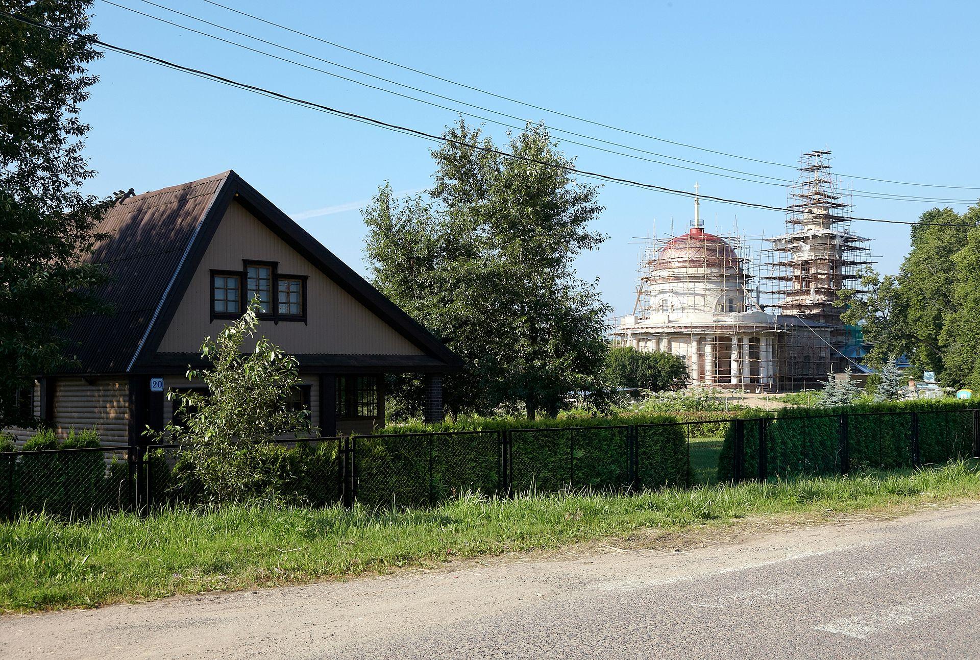 Городской округ Шаховская — Википедия